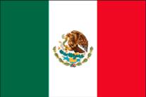 メキシコ国旗画像