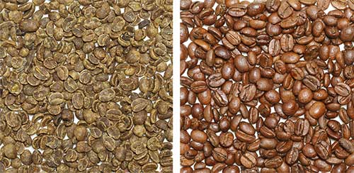 デカフェ豆の画像